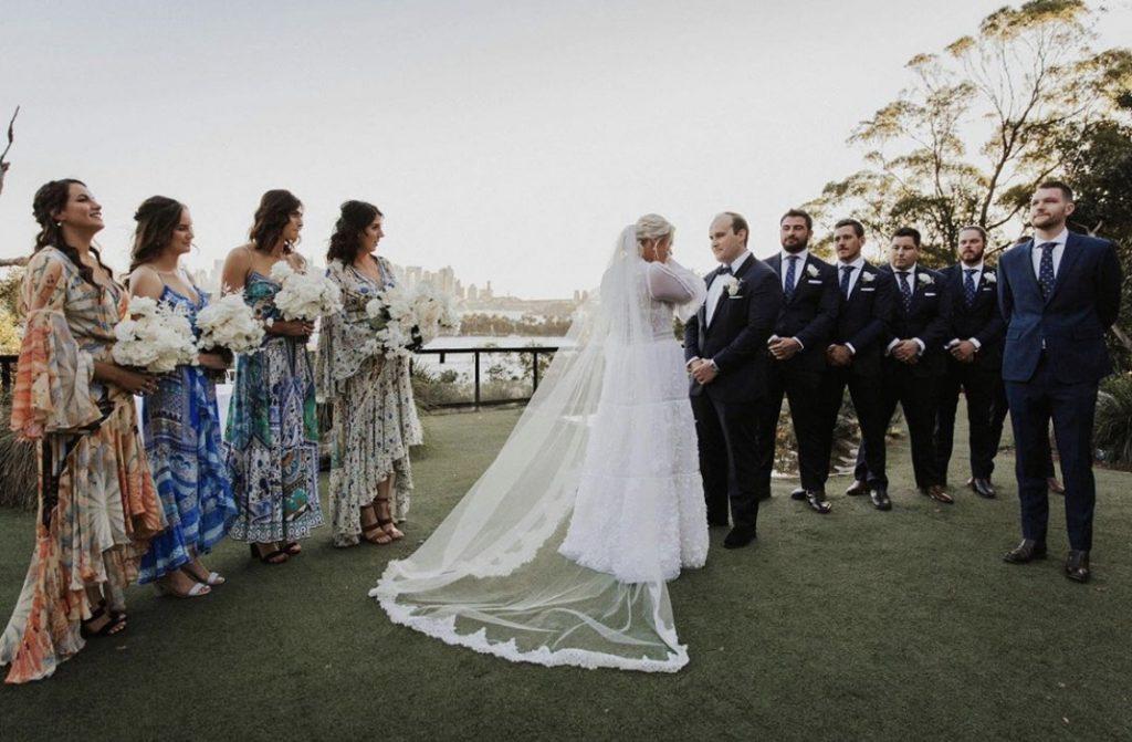 Married At Taronga Zoo